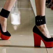 Модная женская обувь. Весна 2012