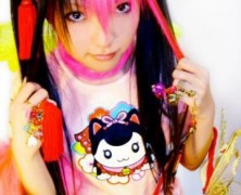 Модный подростковый стиль одежды Kawaii