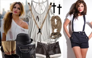 Подтяжки: аксессуар для мужчин или мода для женщин?  Фото