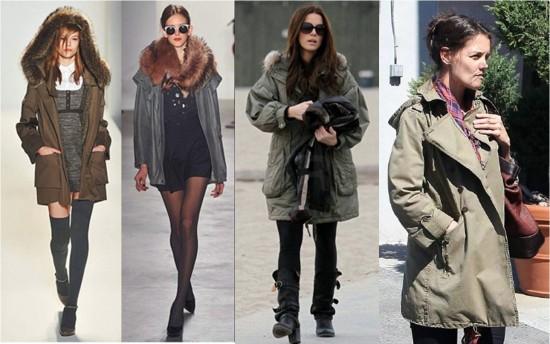 Куртка парка: как выбрать и с чем носить? Фото
