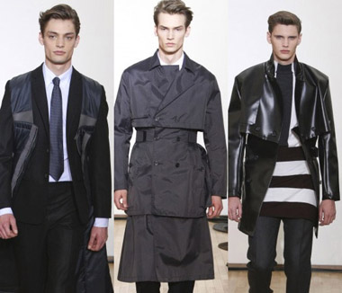 Советы мужской моды: выбираем плащ Фото
