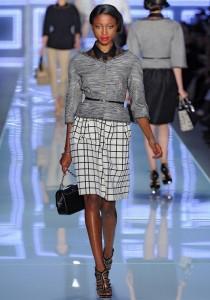 Тенденции моды весна / лето 2013 Фото