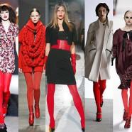 Как носить красное и отлично выглядеть