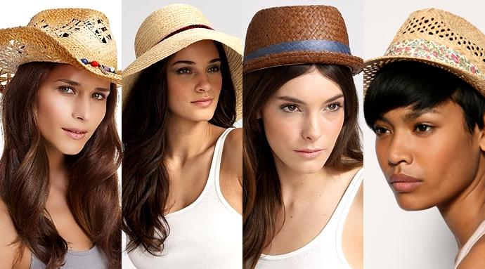 Собираясь в отпуск – не забудьте шляпу! Фото