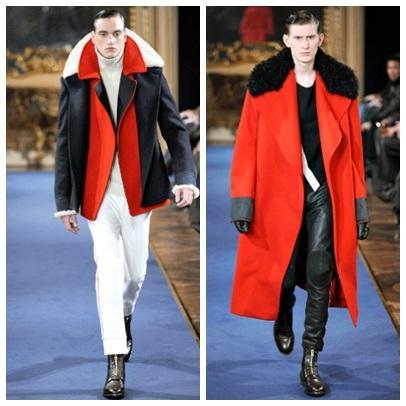 Зимнее пальто для мужчин Фото