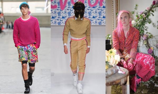 Тенденции мужской моды весна лето 2013 Фото