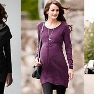 Модные советы беременным