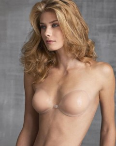 Силиконовый бюстгальтер   отличная идея для красивой груди  Фото