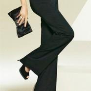 С чем носить черную одежду