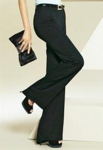 С чем носить черную одежду Фото