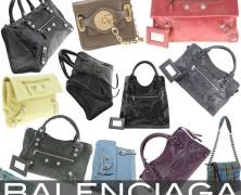 Коллекция Balenciaga сезона весна-лето 2012 года