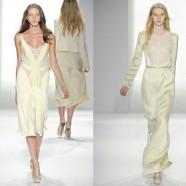 Коллекция Calvin Klein сезона весна-лето 2012 года