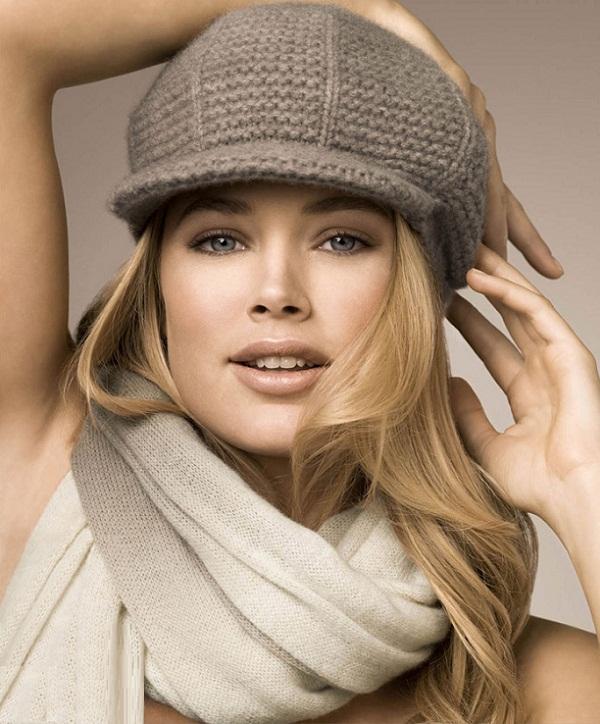 Как выбрать красивую зимнюю шапку Фото