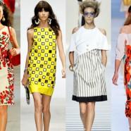 Модные тенденции лета 2012
