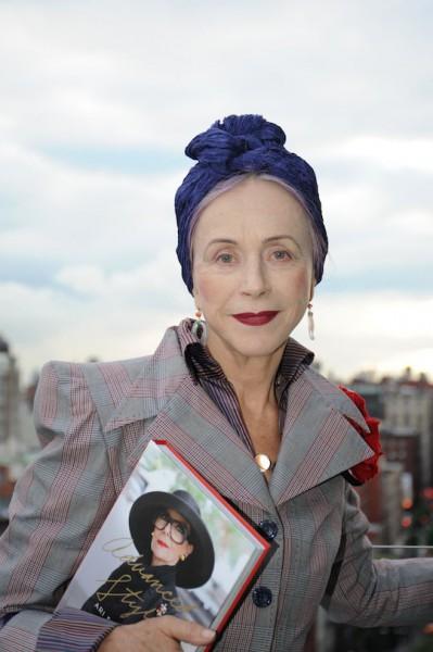 Мода для женщин старше 60 лет Фото