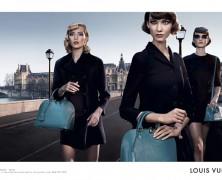 «Шик на мосту»:  Коллекция  Alma сумок от Louis Vuitton