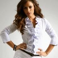 Как и с чем носить блузку