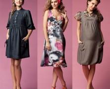 Платья для будущих мам