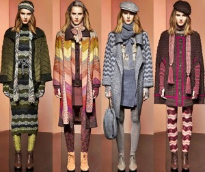 Мода и стиль: Все о Missoni   Фото