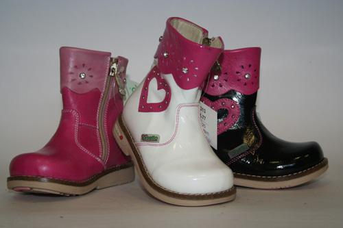 Ортопедическая обувь для детей Фото