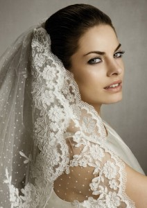 Свадебная фата: история и значение Фото