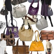 Типы сумок: Общий обзор