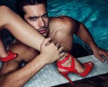 Красочная коллекция обуви Брайана Этвуда весна / лето 2013