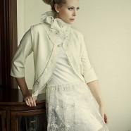 Денди стиль в свадебных ансамблях