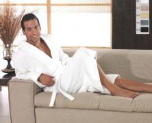 Мужской халат — уют восточной культуры