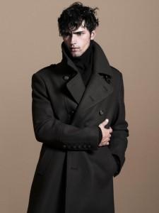 Шерстяные куртки  и пальто Фото