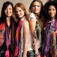 Модные шарфы и как их носить