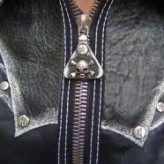 Кожаные мото куртки