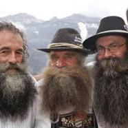 История мужских бород