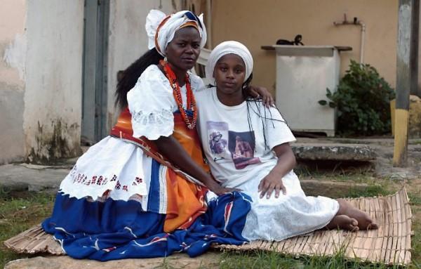 Традиционная одежда Бразилии Фото