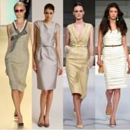 Платье-футляр – основа женского гардероба
