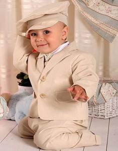 Льняные костюмы для мальчиков Фото