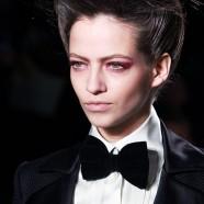 Женский смокинг – модный тренд 2012