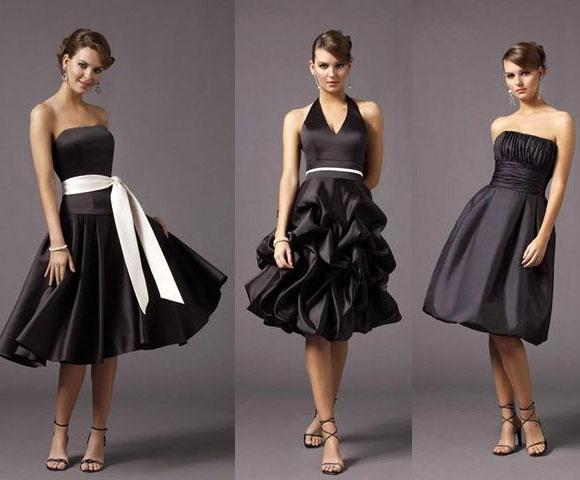 Фото вечерних платьев для подростков