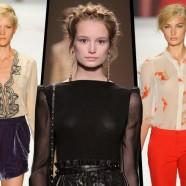 Тенденции моды весна / лето 2013