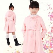 Детские осенние пальто 2014