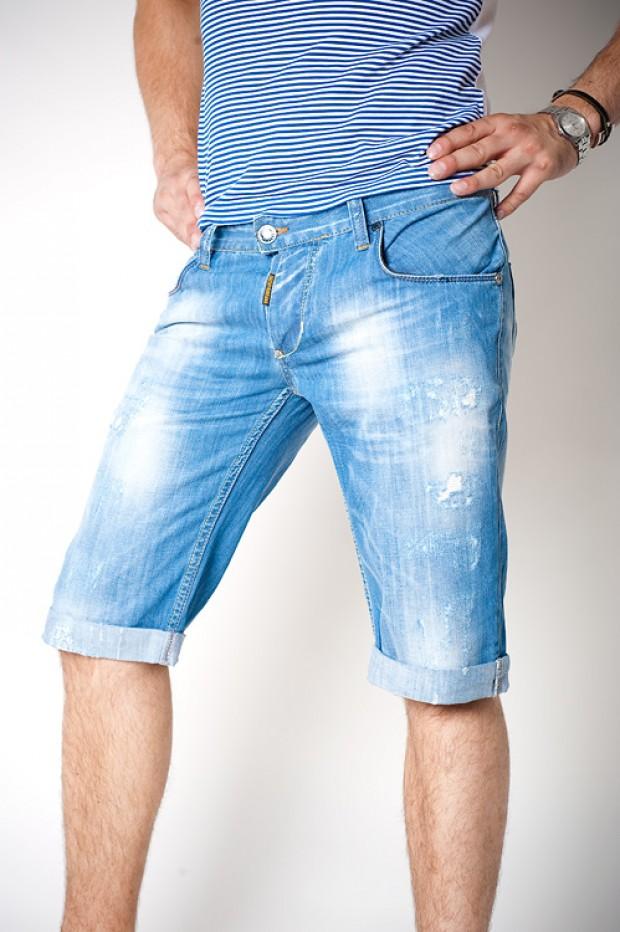 Мужские шорты своими руками 75