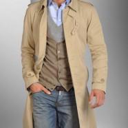 Советы мужской моды: выбираем плащ