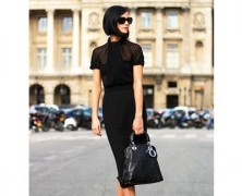 Элегантность по-французски, советы стилиста.