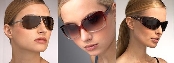 Как выбрать солнцезащитные очки Фото