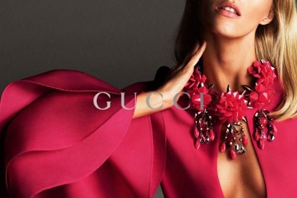 Элегантный Gucci. Коллекция весна лето 2013 Фото