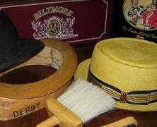 Как почистить шляпу