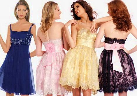 Выбираем платье для выпускного вечера Фото