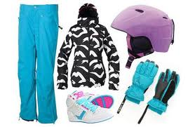 Одежда для занятия сноубордом Фото