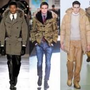 Зимнее пальто для мужчин
