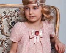 Детская одежда в течение десятилетий